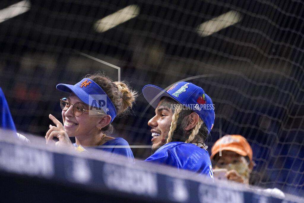 Mets Marlins Baseball