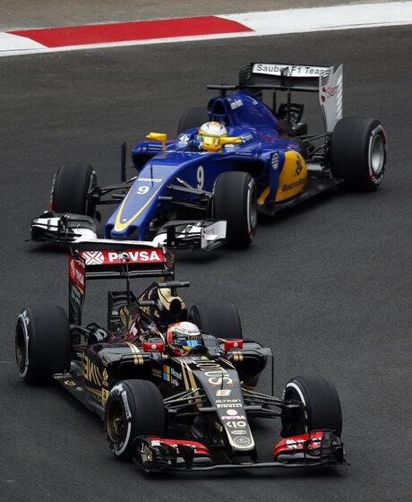 Mexico F1 Grand Prix Auto Racing