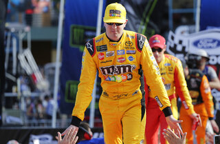 NASCAR Homestead Auto Racing