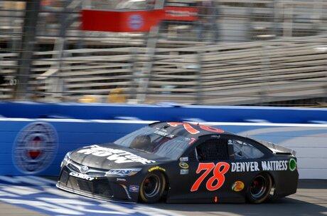 NASCAR Fontana Auto Race