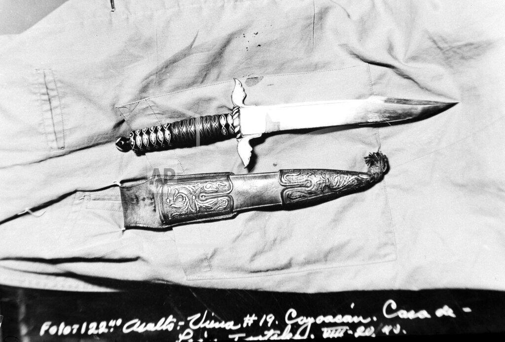 Watchf AP I   MEX APHS289001 Leon Trotsky Death Evidence