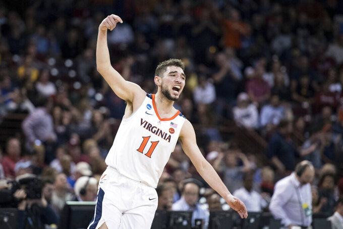 Even before big upset, Virginia has history of NCAA flops