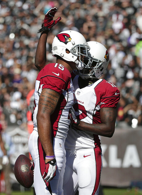 Michael Floyd, John Brown