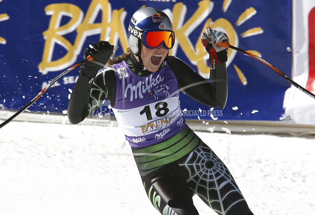 APTOPIX BULGARIA ALPINE SKIING WORLD CUP