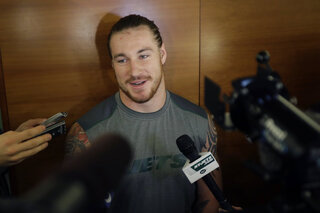 Jets Donahue Second Chance Football
