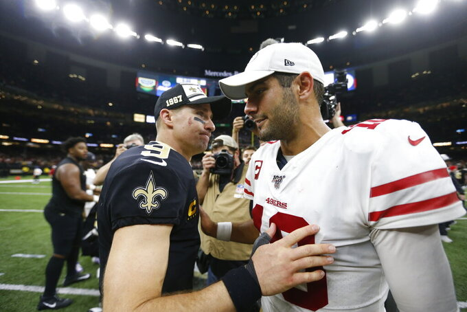 NFL ICYMI: Jimmy G's defining performance; calls hurt Pats