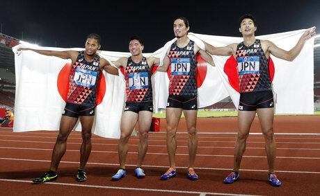 Indonesia Asian Games Athletics