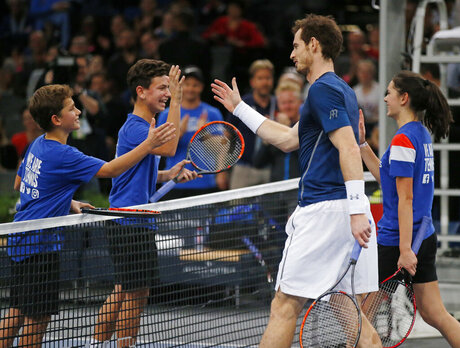 France Tennis Paris Masters