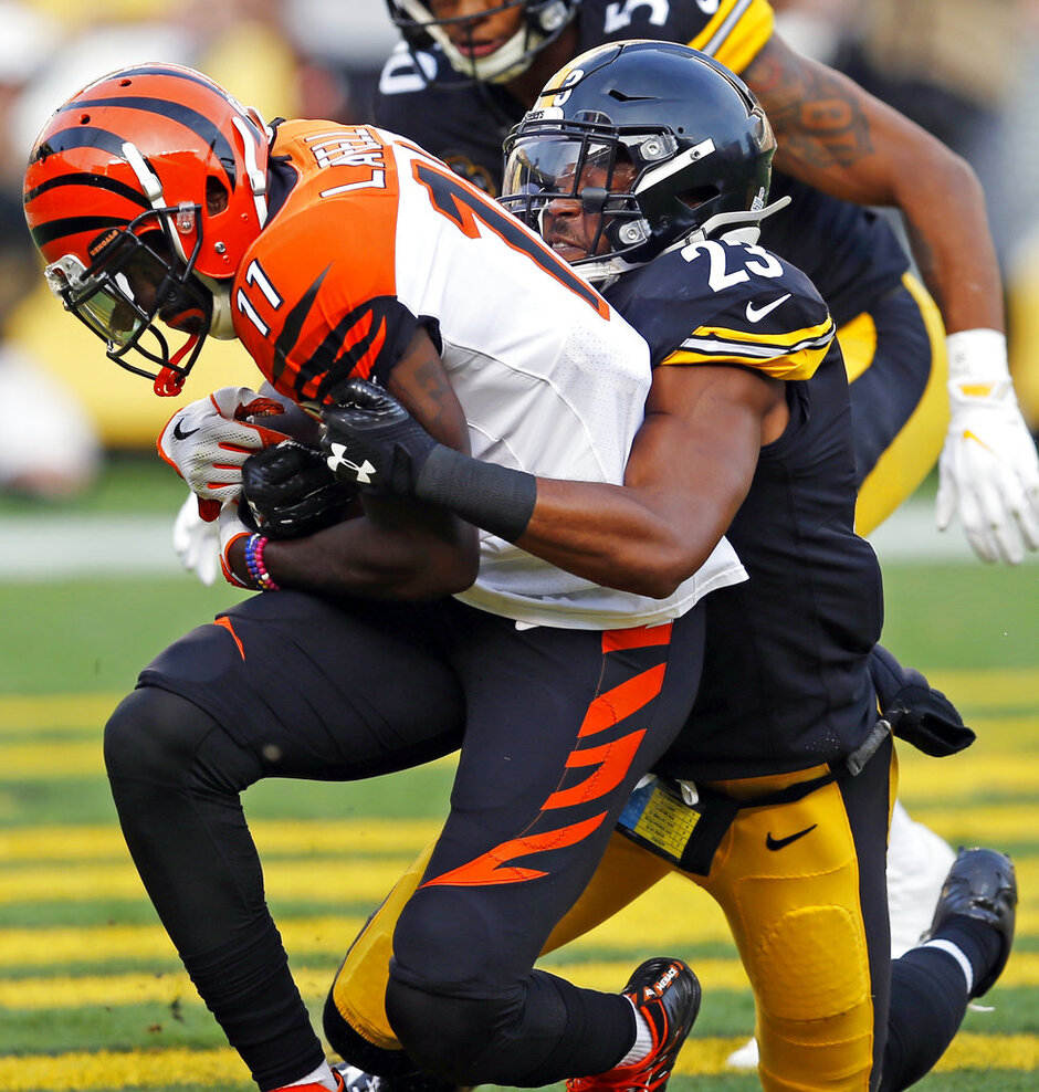 Brandon LaFell, Mike Mitchell