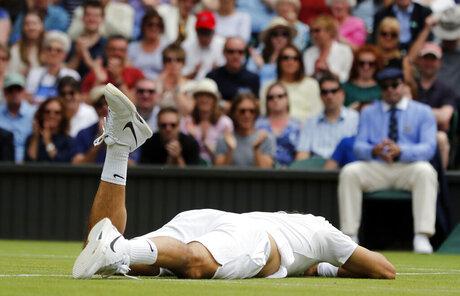 Federer Injury Tennis