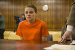 This image released by Hulu shows Joey King in a scene from