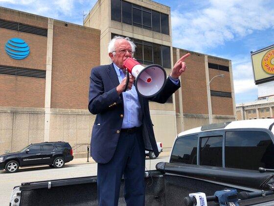Elction 2020 Sanders