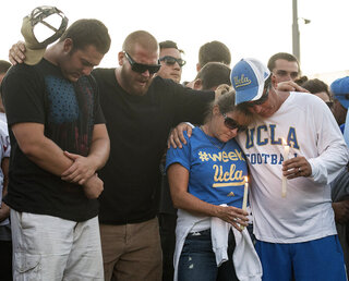 UCLA Player Killed