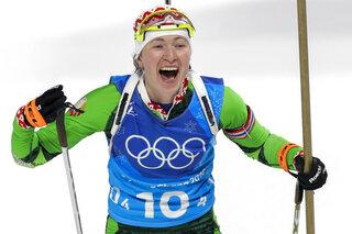 Pyeongchang Olympics Biathlon