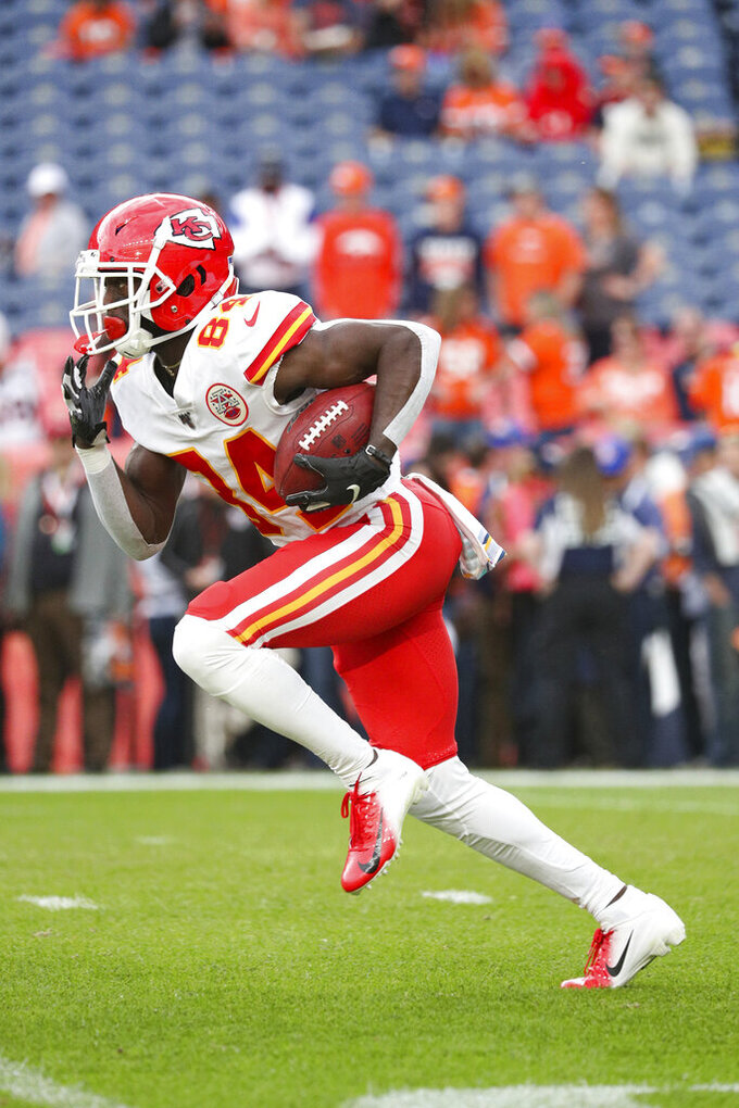 Fresh off best outing, Chiefs defense continues to progress