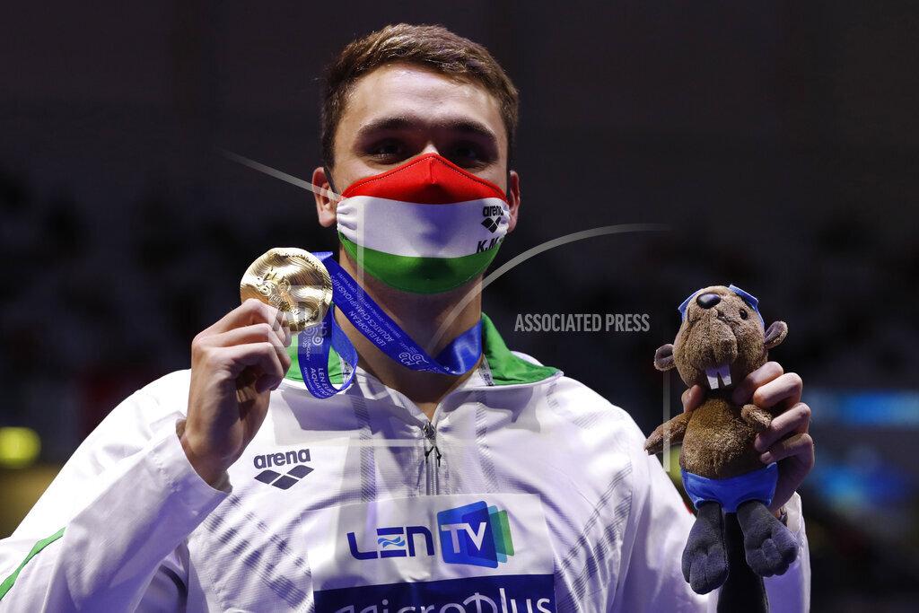 Hungary European Swimming Championships
