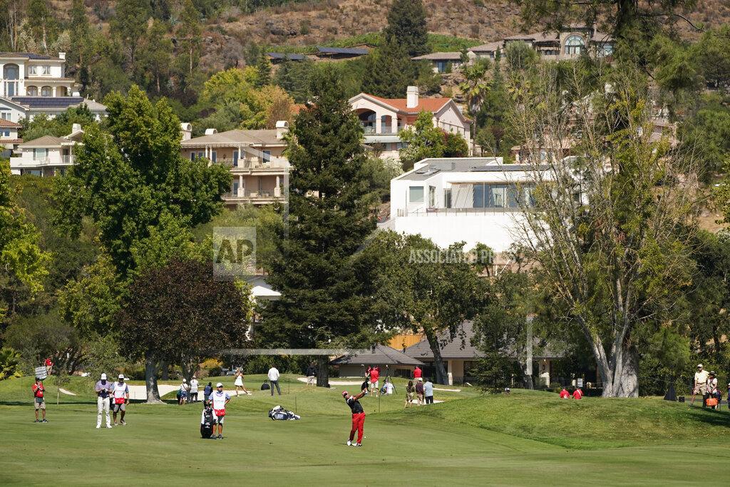 Fortinet Championship Golf