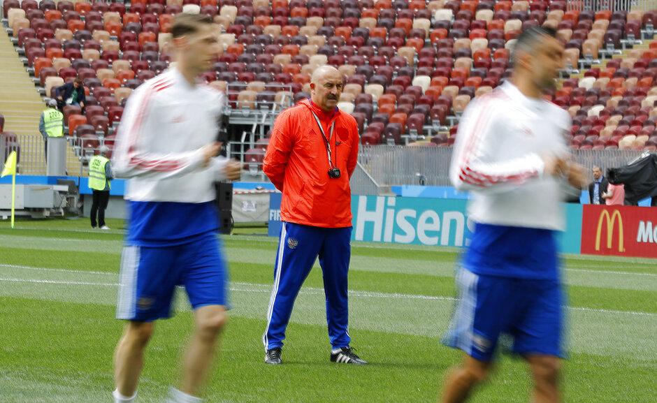 Russia Soccer WCup Russia