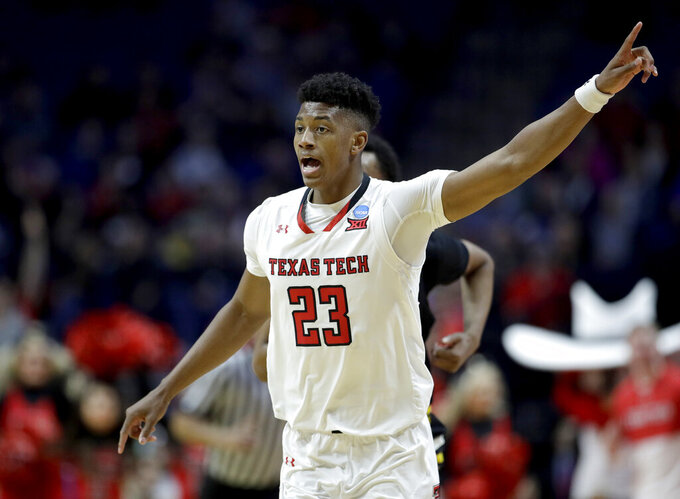 Culver scores 29, leads Texas Tech over Northern Kentucky