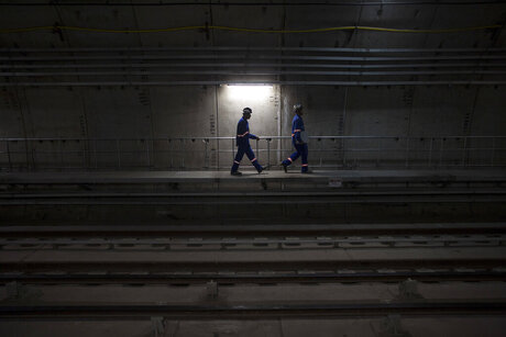 Brazil Subway Line Doubts