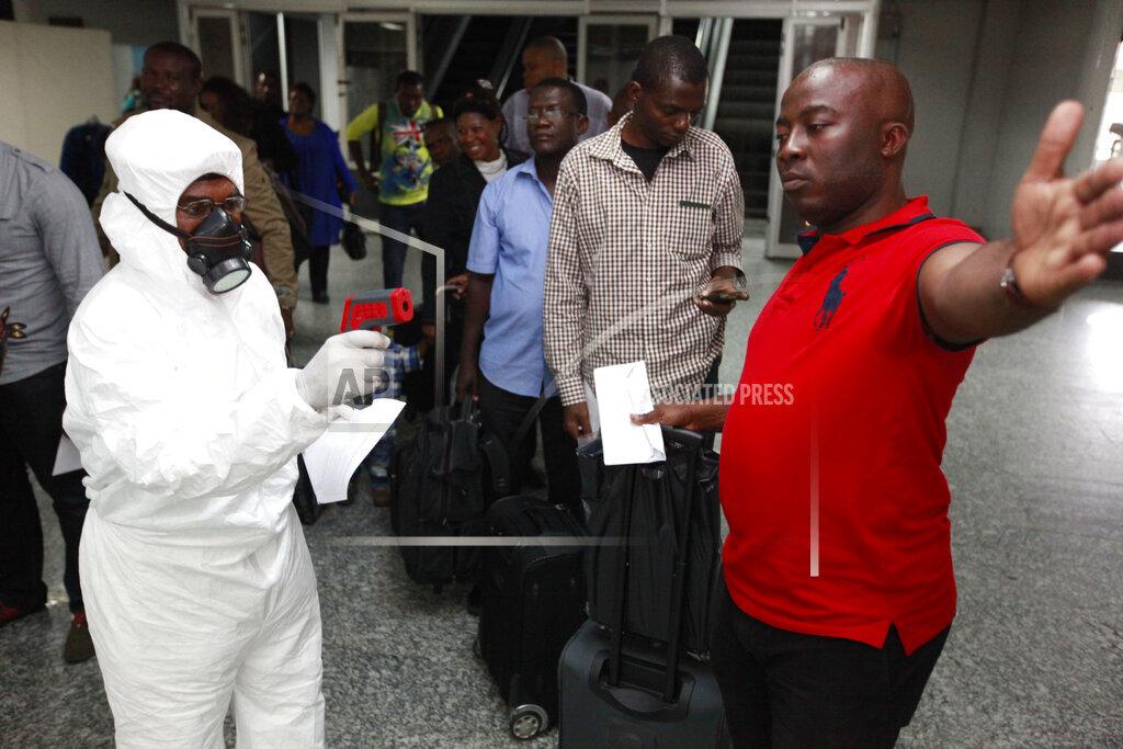 Nigeria Ebola