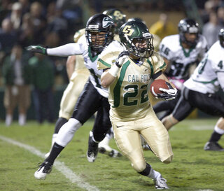 Portland St Cal Poly Football