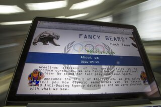 Russia Fancy Bears