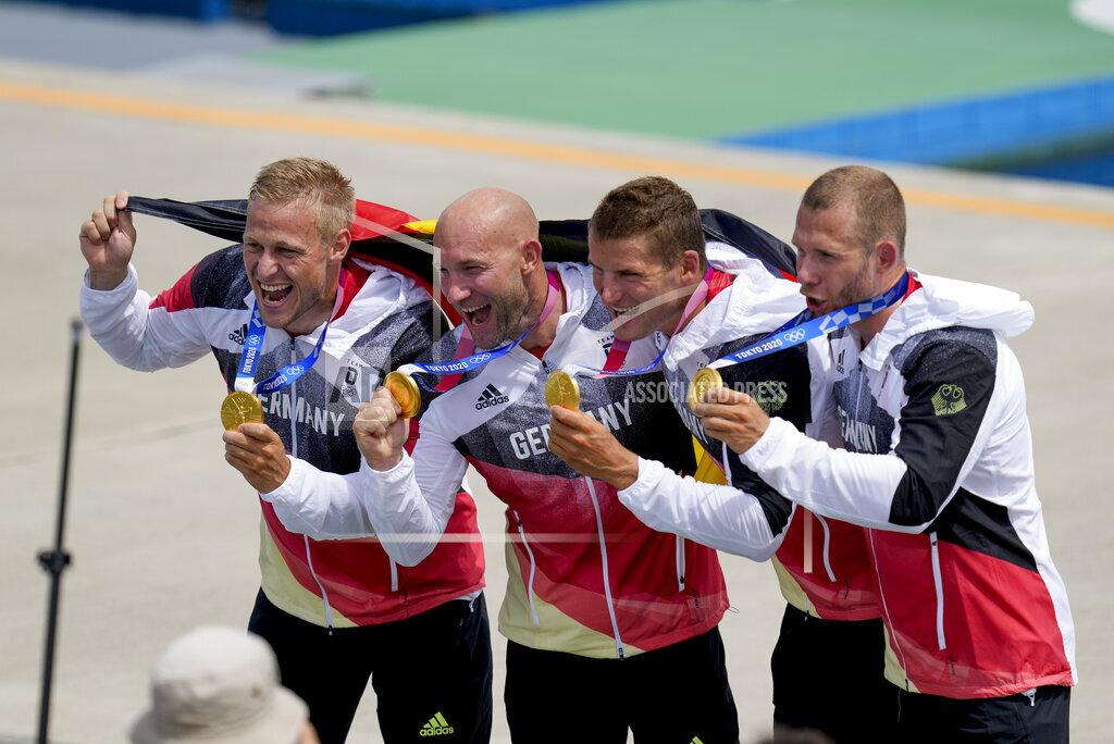 Tokyo Olympics Canoe Sprint