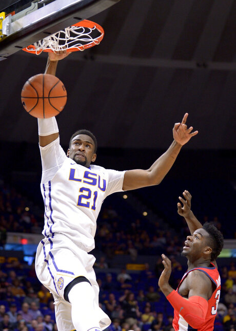 Mississippi LSU Basketball