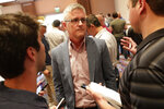 Houston Astros general manager Jeff Luhnow speaks during a media availability during the Major League Baseball general managers annual meetings Tuesday, Nov. 12, 2019, in Scottsdale, Ariz. (AP Photo/Matt York)