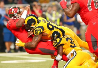 Buccaneers Rams Football