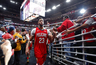 Trail Blazers Pelicans Basketball