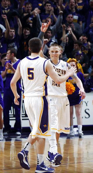Creighton Northern Iowa Basketball