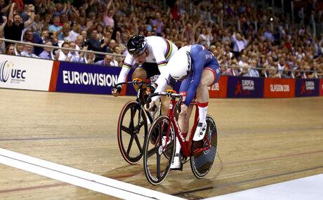 Britain Cycling European Championships
