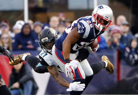 James White, A.J. Bouye