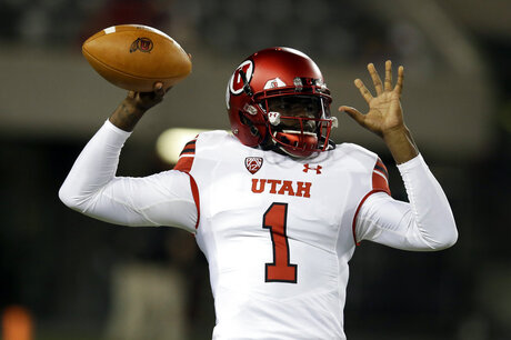 Utah-Struggles Football