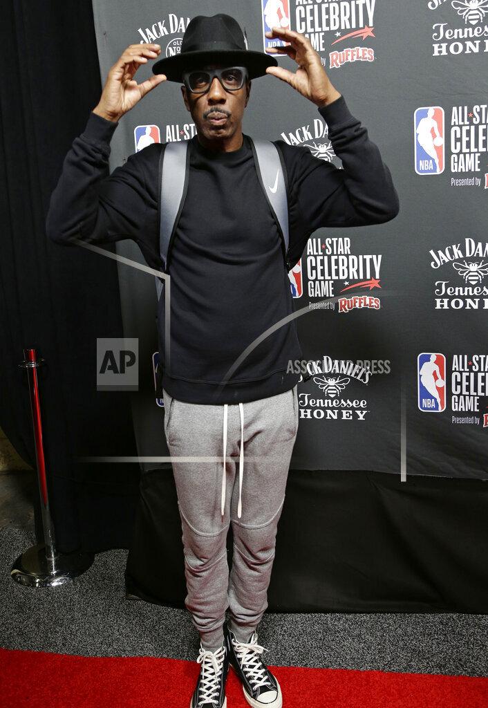 NBA All Star Celebrity Red Carpet Basketball