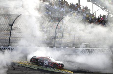 NASCAR Xfinity Iowa Auto Racing