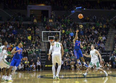 Boise St Oregon Basketball