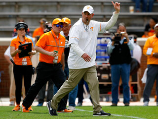 Tennessee Preview Football
