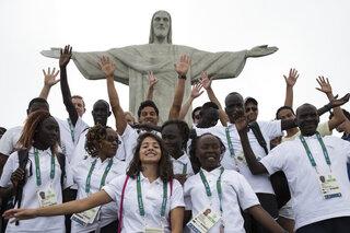 Rio Olympics Refugees