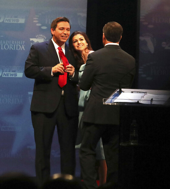 Florida Governor Debate