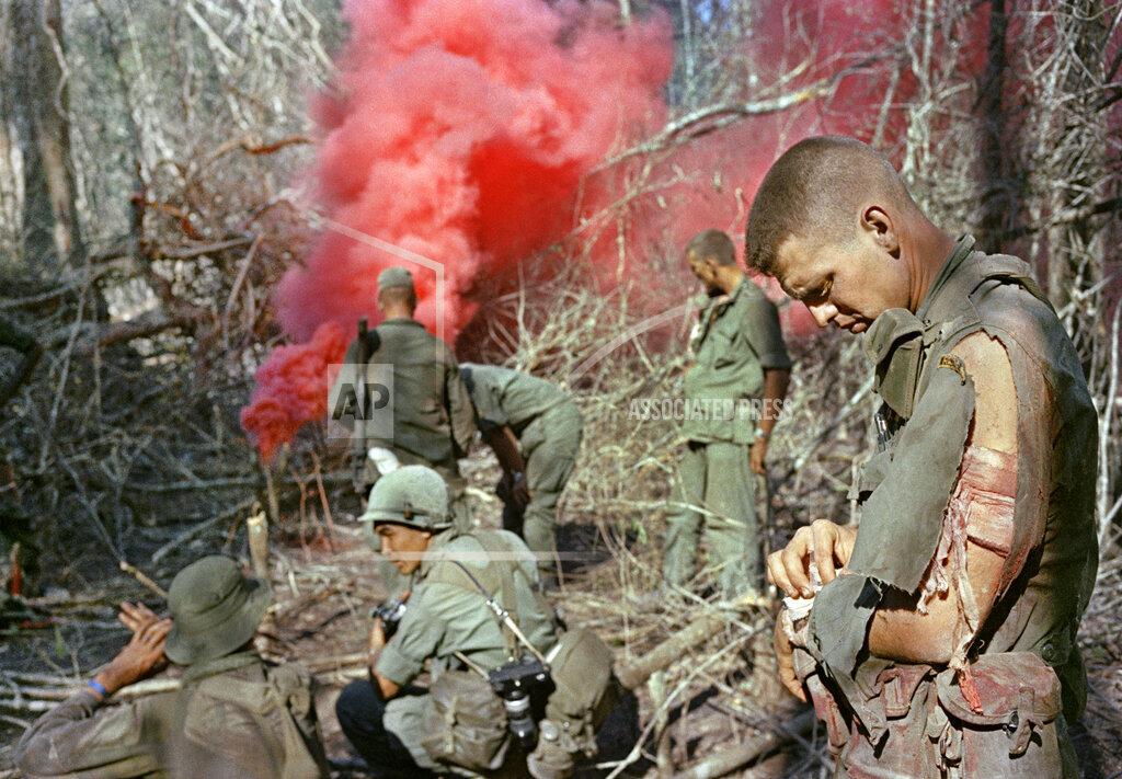 Watchf AP I   VNM APHS399288 Vietnam War US Troops