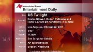 Entertainment US Twilight cast