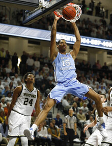 North Carolina Wofford Basketball