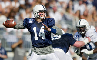 Penn St Spring Game Football