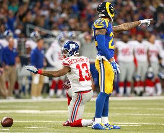 St. Louis Rams v New York Giants