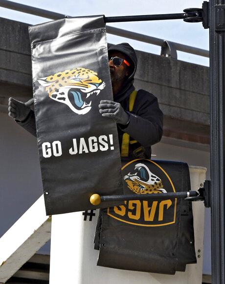 Jaguars Playoffs Football