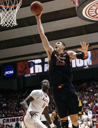 NIT Maryland Alabama Basketball