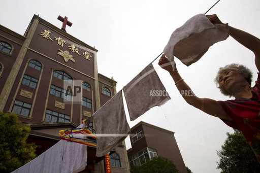 China Xi's Era Cracking Down on Christians